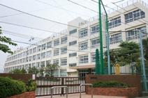 足立区立東島根中学校