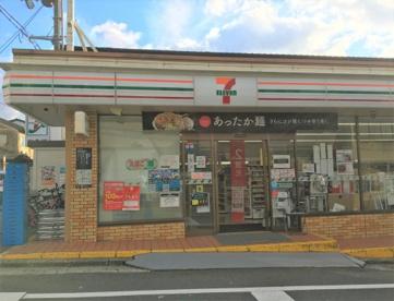 セブンイレブン 京都丹波橋駅西店の画像1