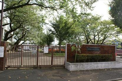 練馬区立南が丘中学校の画像1