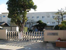 松山市立三津浜小学校の画像1