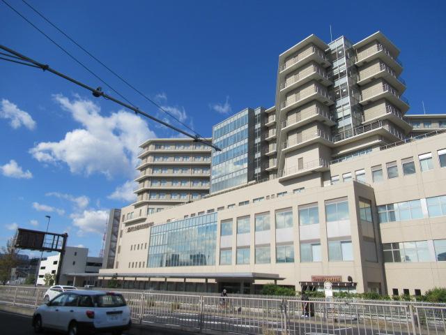 済生会横浜市東部病院の画像
