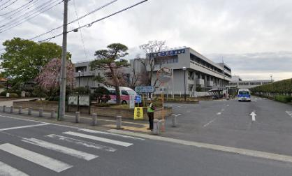 坂戸市役所の画像1
