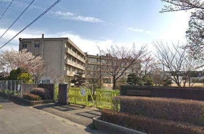 坂戸市立浅羽野中学校の画像1