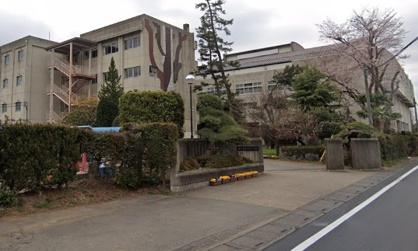 坂戸市立住吉中学校の画像1