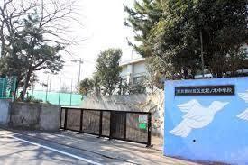 杉並区立松ノ木中学校の画像1