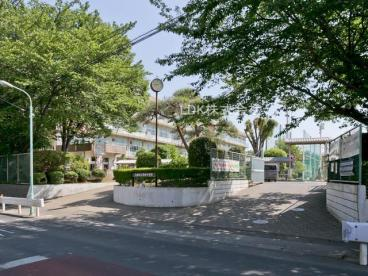 川越市/高階中学校の画像1