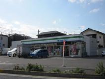 ファミリーマート鎌ケ谷南初富店