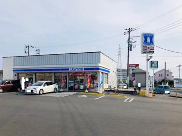 ローソン 茅ヶ崎高田店の画像1