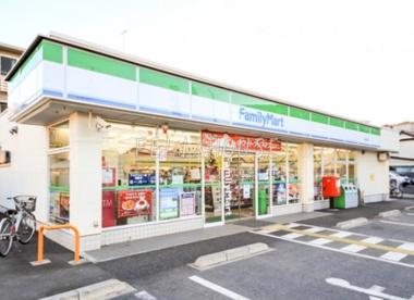 ファミリーマート川越熊野町店の画像1