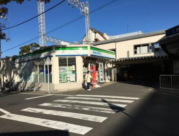 ファミリーマート 京阪藤森駅前店の画像1