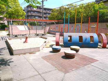 西大寺住宅公園の画像1