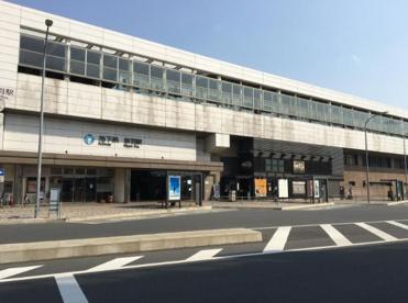 新羽駅の画像1