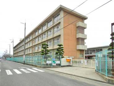 福山市立一ツ橋中学校の画像1