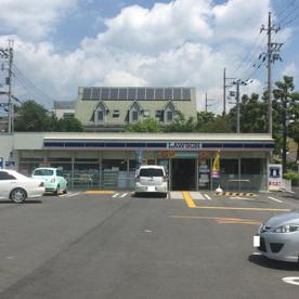 ローソン 大津仰木の里東店の画像1