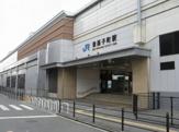 JR阪和線 我孫子町駅