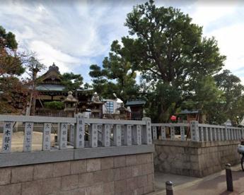 打出天神社の画像1