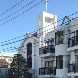 日本キリスト教会鶴見教会の画像1