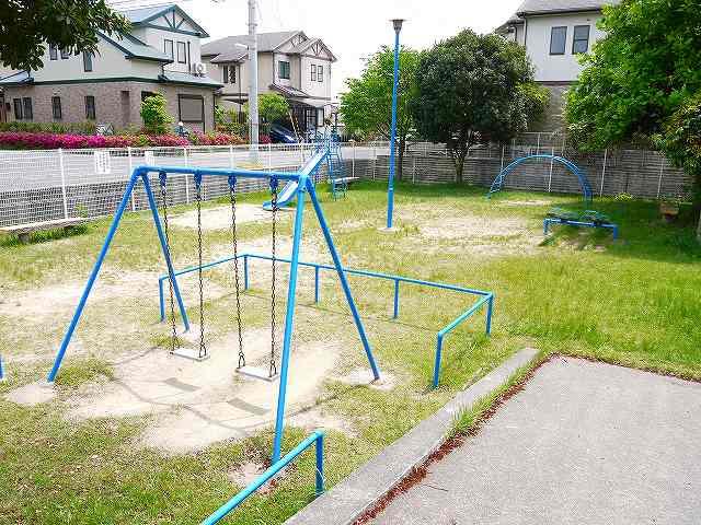 宝来町街区公園の画像