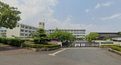 北大津高校の画像1