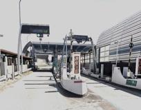 京葉道路 穴川IC(穴川中) 下り 入口