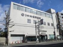 京都中央信用金庫 西院支店