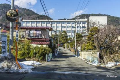 長野県長野西高校の画像1
