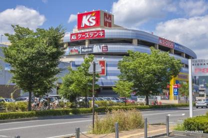 マツモトキヨシ ケーズタウン若里店の画像1