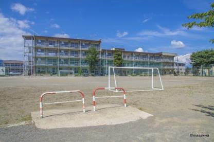 長野市立大豆島小学校の画像1