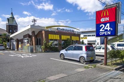 マクドナルド 長野大豆島店の画像1