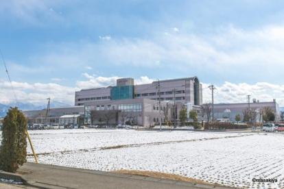 長野市民病院の画像1
