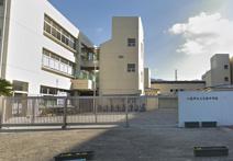 八尾市立上之島中学校