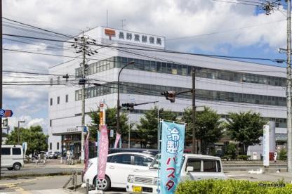 長野東郵便局の画像1