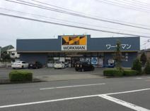 WORKMAN Plus 昭島福島店