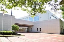 青梅市総合体育館
