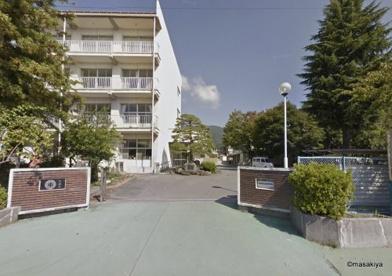 長野市立北部中学校の画像1