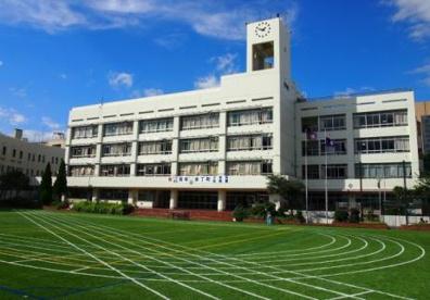 新宿区立余丁町小学校の画像1