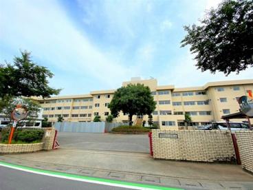 川越市/砂中学校の画像1