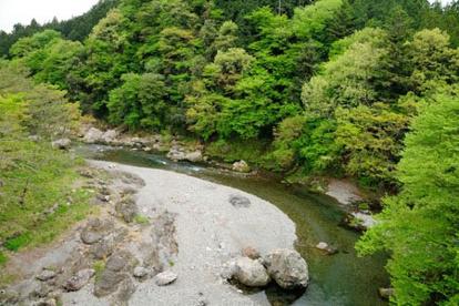 秋川渓谷の画像1