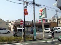 セブンイレブン 練馬上石神井立野橋店