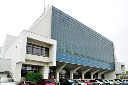 福生市中央体育館の画像1
