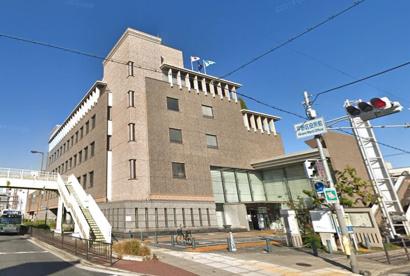 大阪市平野区役所の画像1