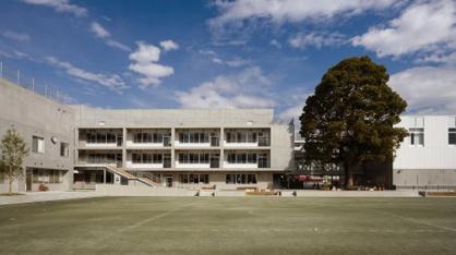 世田谷区立松沢小学校の画像1