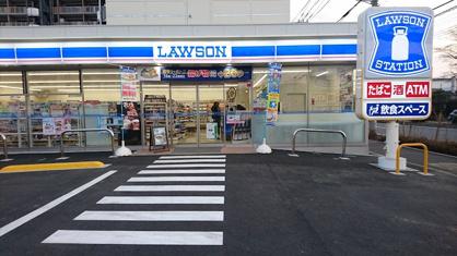 ローソン 福生武蔵野台一丁目店の画像1