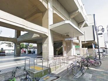 近鉄南大阪線「矢田」の画像1
