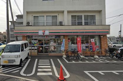 セブンイレブン 市川曾谷店の画像1