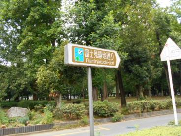 富士見緑地の画像1