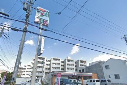 セブンイレブン 大阪喜連東4丁目店の画像1