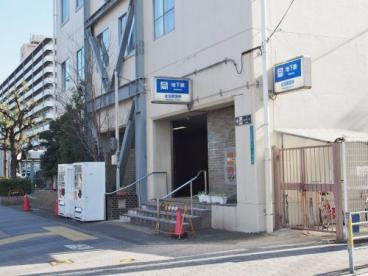 大阪メトロ四つ橋線 北加賀屋駅の画像1