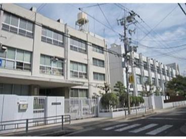 大阪市立加賀谷中学校の画像1
