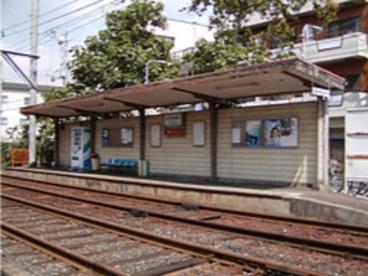阪堺電気軌道阪堺線 聖天坂の画像1